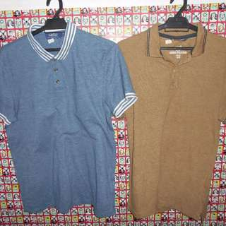 Combo Topman and H&M size L