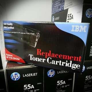 Hewlett Packard HP Laser Toner Cartridge by IBM Original 40% Off