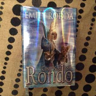 Key To Rondo by Emily Rodda