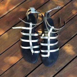 Gladiator Sandals Size 10