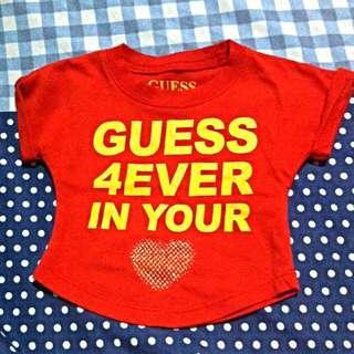 Baby Guess Croptop Blouse