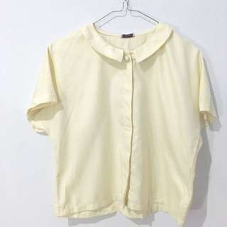 Zavica Broken White Blouse