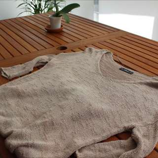 Zara Long Knit