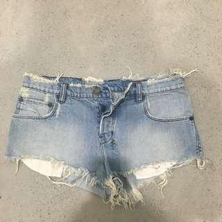 Ksubi Shorts