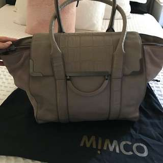 Mimco Leather Handbag