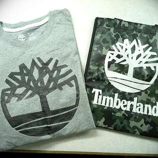 Timberland 經典款 短T