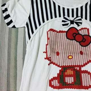 Hello Kitty Graphic Shirt