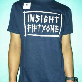 insight baju kaos oblong unisex distro surfing pendrk