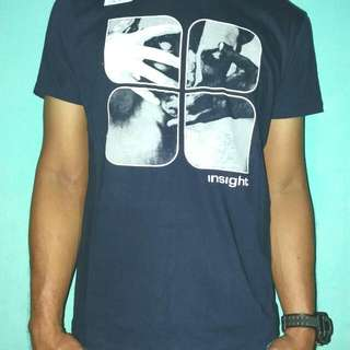 insight baju kaos pendek oblong unisex surfing distro
