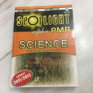 Science -PMR