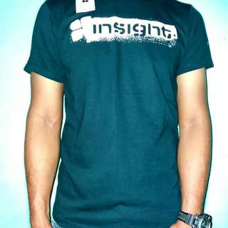 insight baju kaos pendek oblong unisex distro surfing