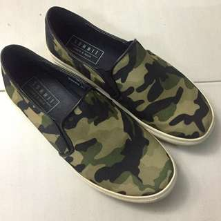 Como Army Shoes