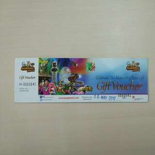 Tiket Jungle Land