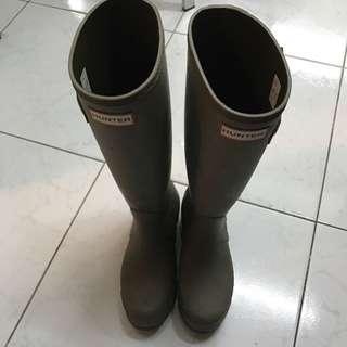 Hunter 雨靴