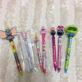迪士尼造型筆