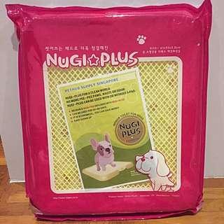 Nugi Plus Pee Tray + Extra 2 Refill Pads