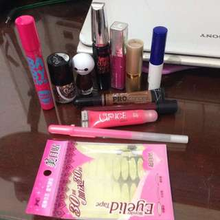 Makeup Stuff (GOOD CONDITION)