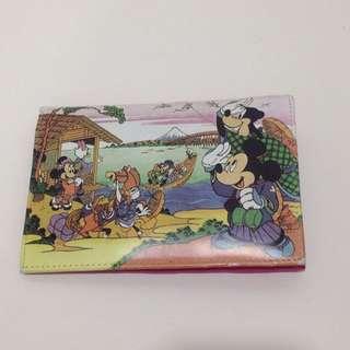 迪士尼Mickey米奇皮夾錢包