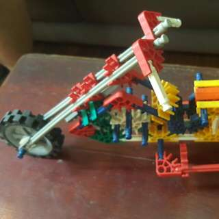 Knex Connecting Toys