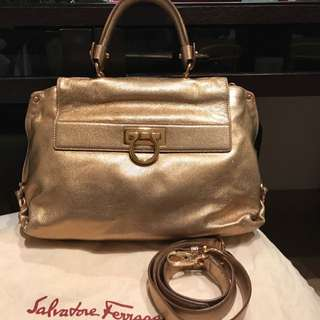 🈹$2999🈹Authentic Salvatore Ferragamo Sofia bag