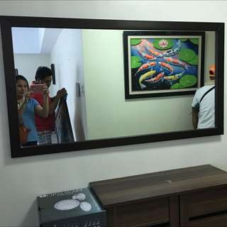 Wall Mirror With aluminum Frame