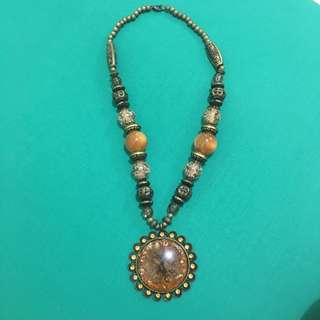 Vintage Ethnic Necklace