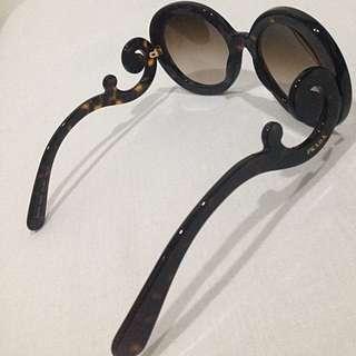 9bb09c82e537 Prada Baroque Sunglasses