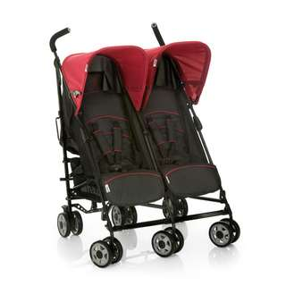 Hauck Turbo Duo Twin Stroller