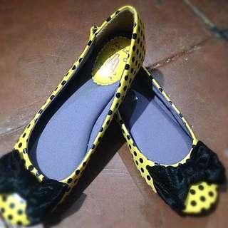 Pretty Ballerina Doll Shoes