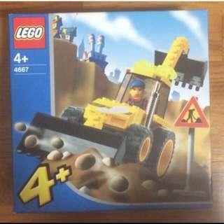 Lego 4667 Truck New Sealed