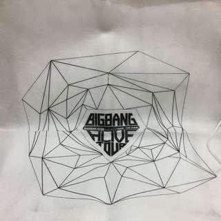 Bigbang Alive Tour Take Out Bag