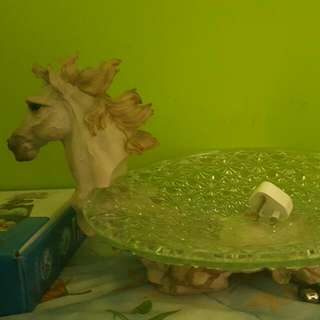 Both Side Horse Headed Plate