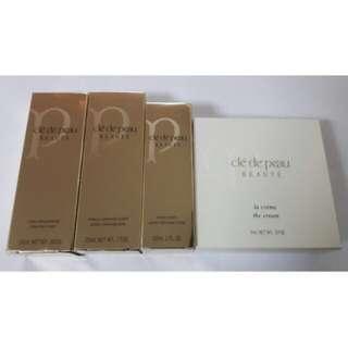 肌膚之鑰 光采四件組 精質乳霜 保濕露 卸妝霜 潔膚皂