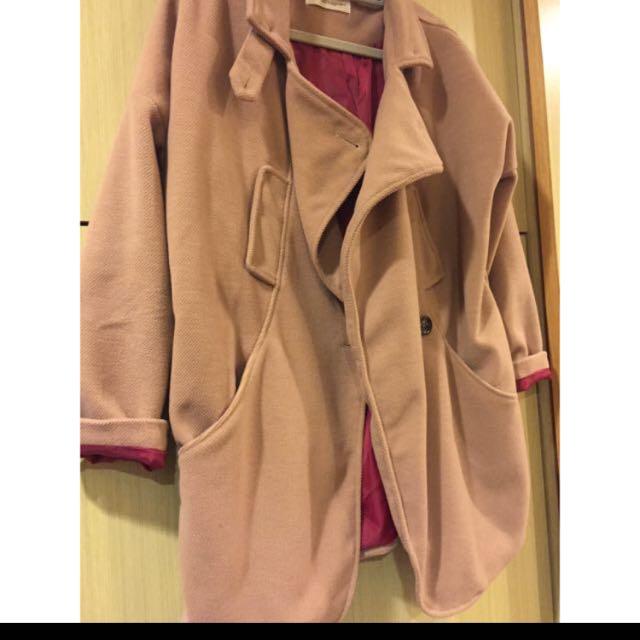 小店購入外套