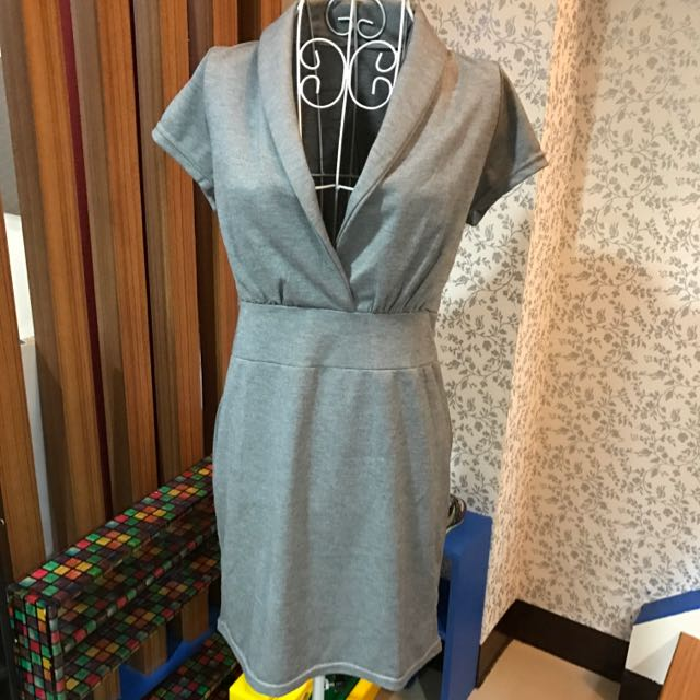 🎊灰色系連身裙🎊