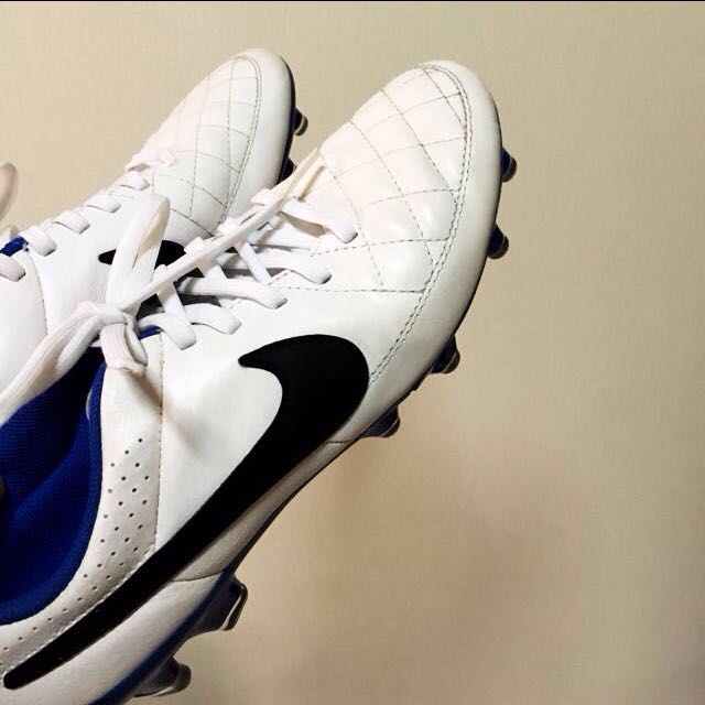 Nike Tempo Cleats Football Rugby Shoes Y7vIfgb6y