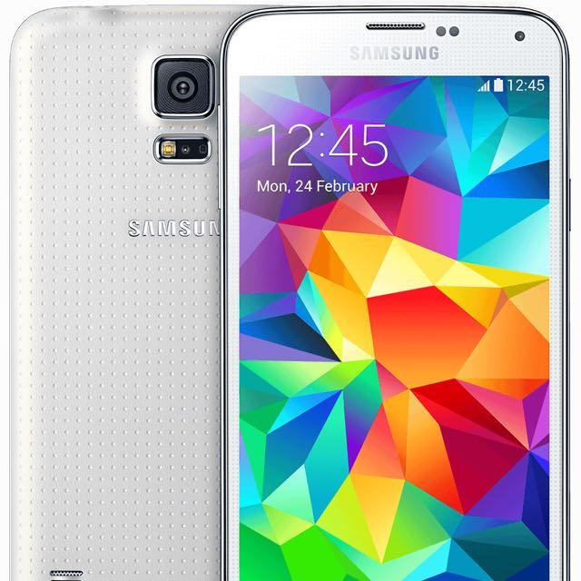 二手•三星Android安卓系統Samsung S5 16G白色