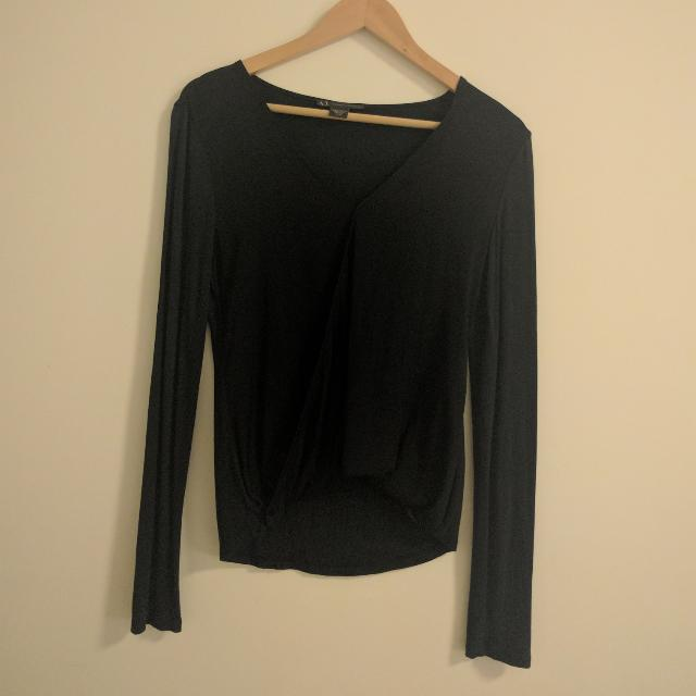 Armani Exchange Long Sleeve Top