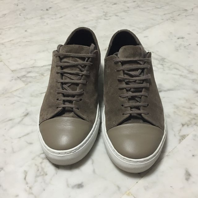 7e817c30fa44 Axel Arigato Cap Toe Sneakers In US 9