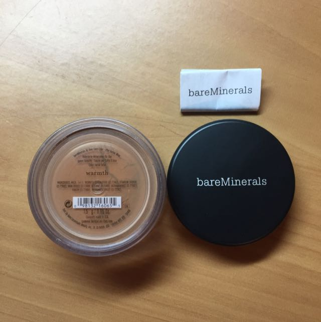 NEW: BareMinerals All-Over Face Colour - Warmth