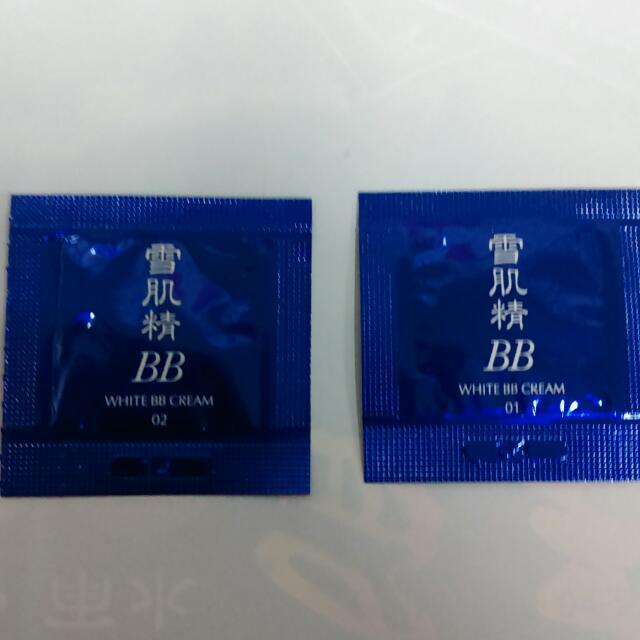 高絲-雪肌精防護淨白BB霜