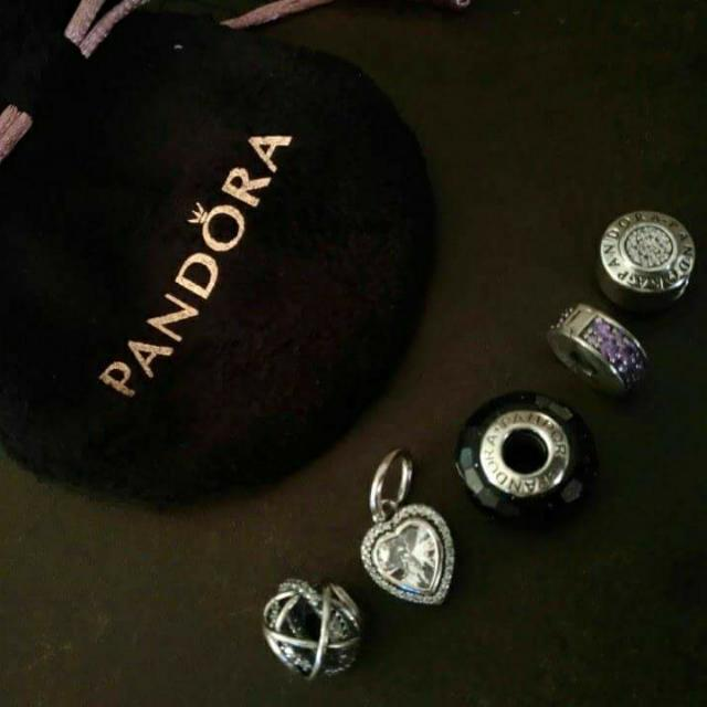 Best Selling Pandora Charms :)
