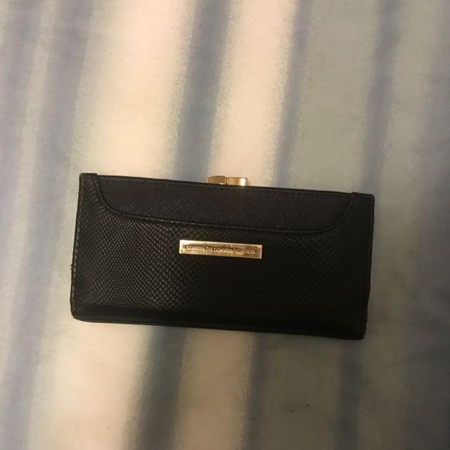 Black Woman's Wallet