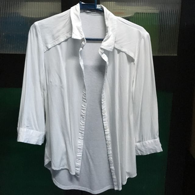 REPRICED!!! BNY Jeans 3/4 Top