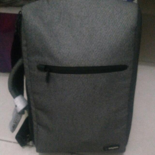 Bodypack Simplified 0.4 Grey Obral Santai