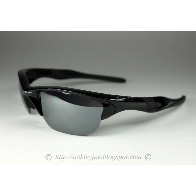 29088cbcc9 Brand New Oakley Half Jacket 2.0 Asian Fit polished black + black ...