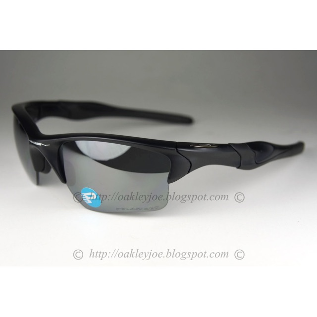 35010a618eb Brand New Oakley Half Jacket 2.0 XL matte black + black iridium ...