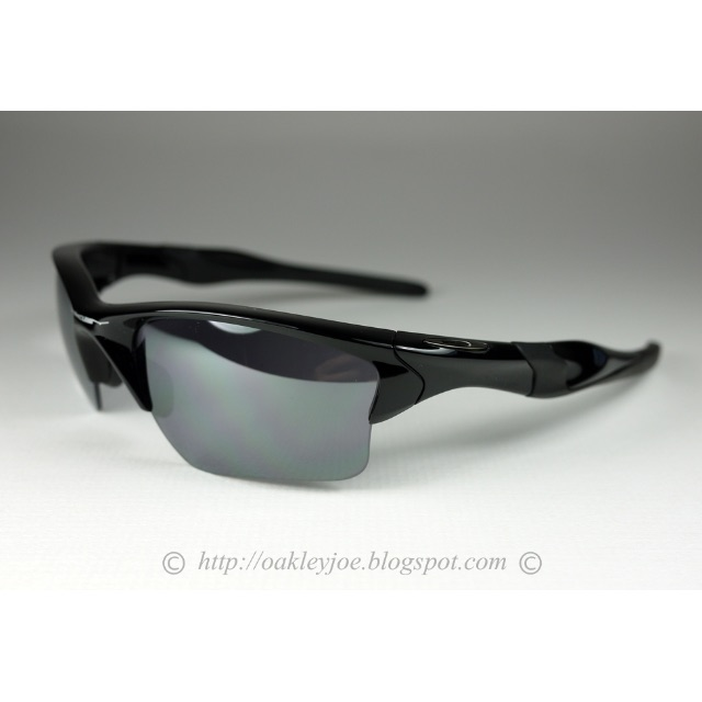 68e8ced226 Brand New Oakley Half Jacket 2.0 XL polished black + black iridium ...