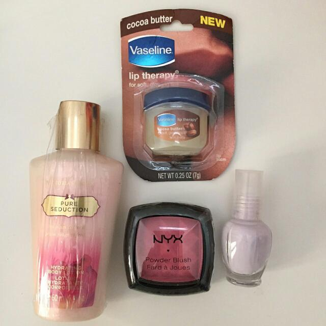 Bundling 2- Beauty And Body Care Product