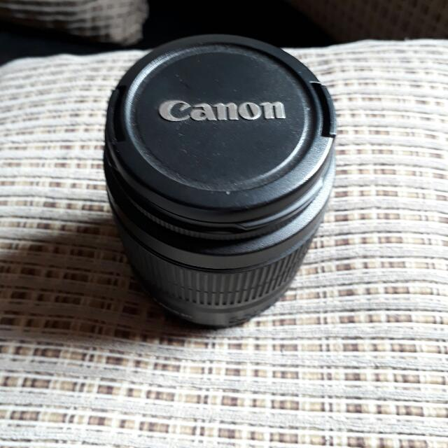 canon efs -18-55mm